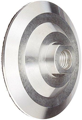 5 Inch Aluminum Backer (36 Pieces) Pad 5/8-11 Thread for Diamond Polishing Pad