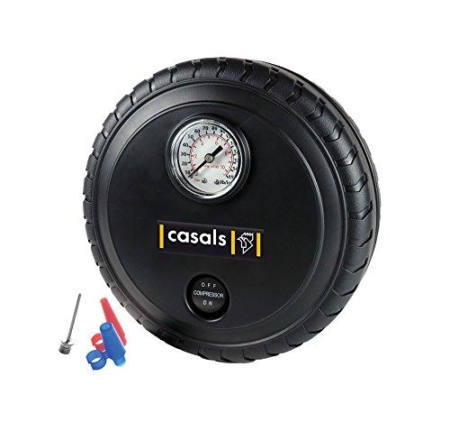 Casals C14005000 Compresor de aire, 12 W, 12 V