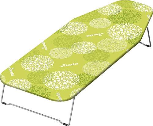 Vileda – Petite planche à repasser Carino – À poser sur une table – Idéale pour un repassage rapide