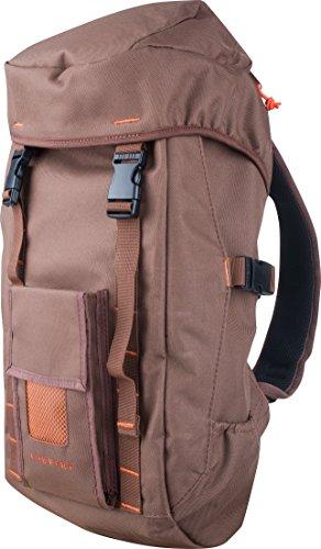 FORVERT Backpack Lasse, Brown Orange, 55 x 30 x 15 cm, 18 Liter, 880571