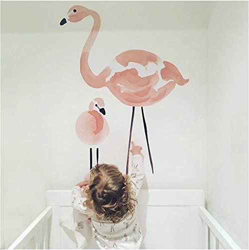 Schöne Flamingo/Luftballons Bad Fliesen Aufkleber Wohnkultur Dekoration Mode Kreative Wandaufkleber Wohnzimmer Wandtattoo