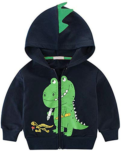 EULLA Little Boys Jacket Zip Up ...