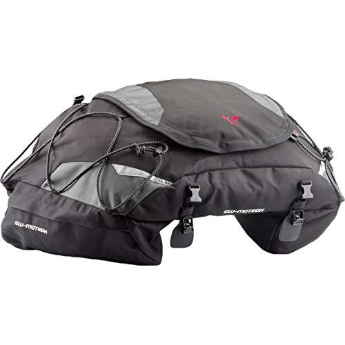 Motorrad-Hecktasche Cargobag, 50 Liter, schwarz/grau, Ballistic Nylon