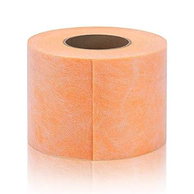 "Waterproof Membrane Band 5""X 33' Waterproofing Strip Waterproofing Polyethylene Fabric Waterproof Membrane Fabric Band for Tiles, Shower Walls, Bathroom Floors, Sauna, and Steam Room"