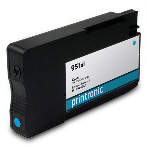 Printronic Remanufactured Ink Cartridge Replacement for HP 950xl CN045AN ( Black,Cyan,Magenta,Yellow , 5-Pack ) Photo #3
