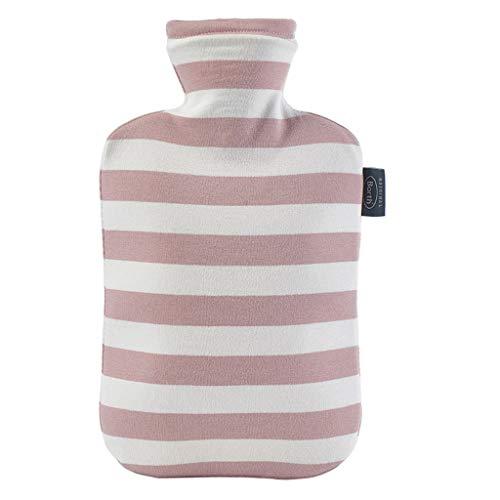 Botellas de agua caliente Duradera caliente bolsa de agua reutilizable portátil bolsa de agua caliente caliente grueso botella de agua de mano del agua caliente lleno de agua bolsa de agua caliente Bo
