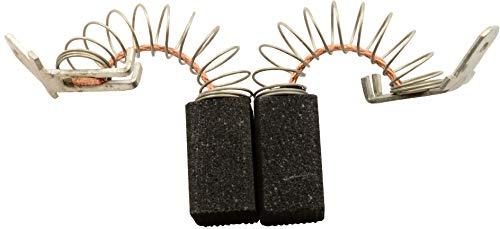 Escobillas de carbón Buildalot Specialty ca-07-66462 para Casals Lijadora LB110-6,3x8x14,5 mm