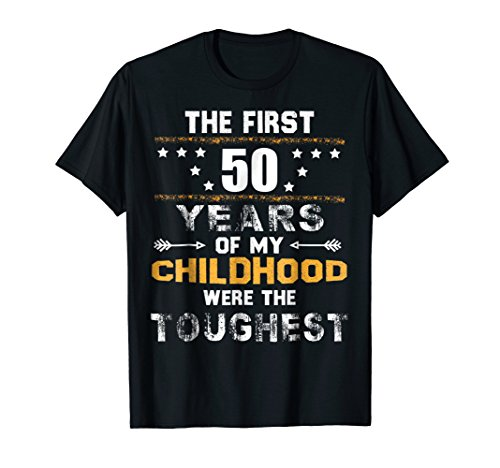 Funny 50th Birthday Tee Shirt I Women or Men