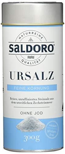 SALDORO Ursalz Fein, 6er Pack (6 x 300 g)