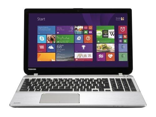 Toshiba Satellite P50-B-118 - Portátil de 15.6' (Intel Core i7 4710HQ, 8 GB de RAM, Disco HDD de 1 TB, AMD Radeon R9 M265X con 2 GB, Windows 8 ), Gris -Teclado QWERTY Español