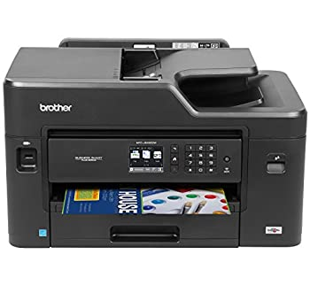 Brother MFC-J5330DW All-in-One Color Inkjet Printer Wireless Connectivity Automatic Duplex Printing Amazon Dash Replenishment Ready