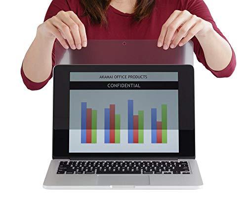 Akamai Office Products Anti Glare Screen Filter Laptop Anti (14.0 inch Widescreen (16:9), Anti Glare)