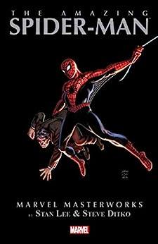 Amazing Spider-Man Masterworks Vol. 1 (Marvel Masterworks) (English Edition) por [Stan Lee, Steve Ditko, Jack Kirby]