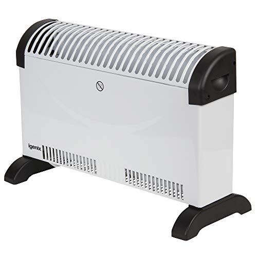 Igenix IG5200 Portable Electric Convector Heater with Adjustable...