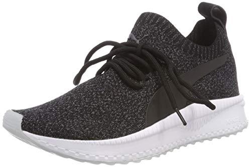 Puma Unisex-Erwachsene Tsugi Apex Evoknit Sneaker, Schwarz Black-Iron Gate 13, 44.5 EU