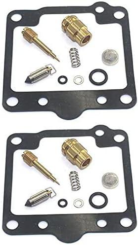 DDBAKT 2sets lot Sale item Carburetor Repair kit Rebuild Set for Parts New color Yam
