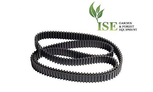 ISE® Ersatzriemen für Stihl MT6112 ZL, ersetzt Teilenummern: 6170 764 0900-A, 61707640900A