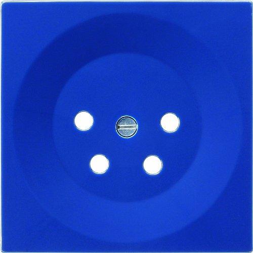 Gira 077946 afdekking KPN S, blauw