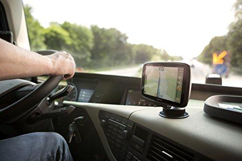 Tomtom-Trucker-6000-GPS-Navigationssystem-127-cm-Europakarten-Grau