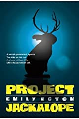Project Jackalope by Emily Ecton (2015-09-01) Paperback
