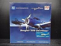 現状品 HM ホビーマスター HA0171 Douglas SBD-1 ダグラスSBD-1 ドーントレス 1/72