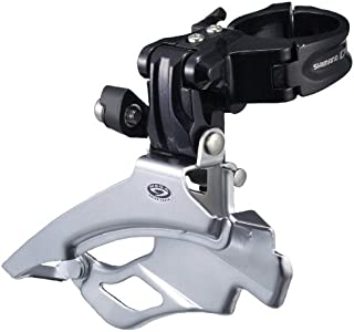 SHIMANO FD-M591 Deore Traditional Dual Pull Multi Clamp Front Derailleur