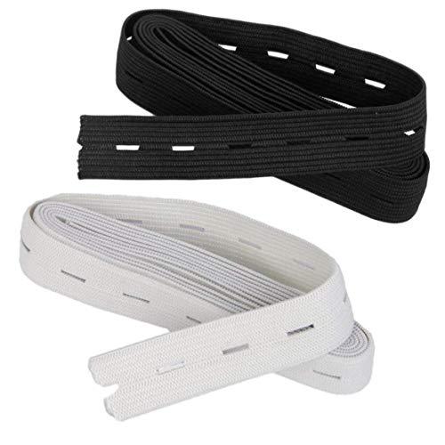 3M Bandas Elásticas De Uso Práctico Elástico Plano Los Cables De Múltiples...