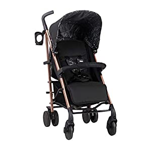 My Babiie Dreamiie by Samantha Faiers MB51 Black Marble Stroller   3