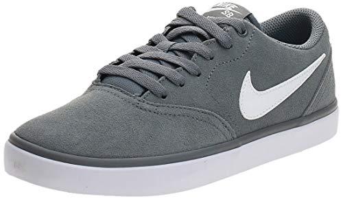 Nike Herren Sb Check Solar Skateboardschuhe, Grau (Cool Grey/White 005), 45.5 EU