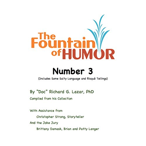 The Fountain of Humor Number 3 audiobook cover art