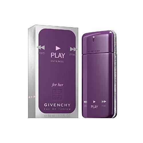 Givenchy Play For Her Intense Eau de Parfum 50ml Vaporizador