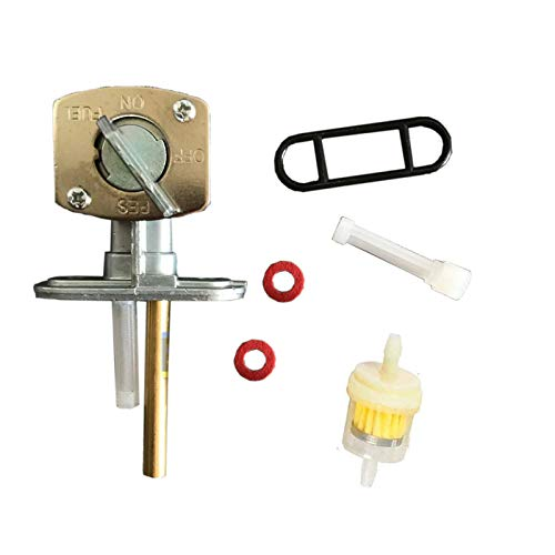 Shnile Fuel Switch Valve Petcock compatible with Kawasaki Vulcan 1500 VN1500
