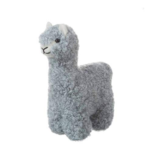 Zen ETHIC - Mini alpaca gris claro Talla única