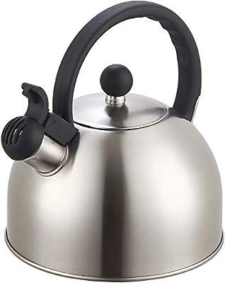 2 Liter Stainless Steel Whistling Tea Kettle