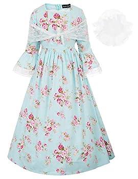 Best girl victorian dress Reviews