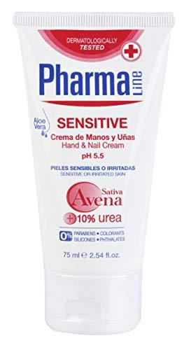 PharmaLine Sensitive Crema de Manos - 75 ml