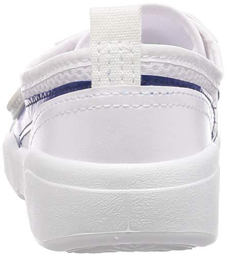 [ムーンスター]上履き日本製撥水14~28cm男の子女の子キッズバイオTEF02ブルー14cm2E