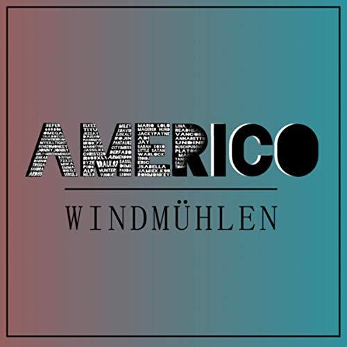 Windspiel... CIM Fahrradwindmühle Moulin Velo 12cm 2er Set Windrad Ø12cm