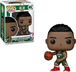 Funko POP! NBA: Bucks - Giannis Antetokounmpo