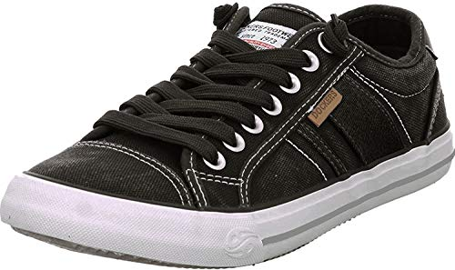 Dockers by Gerli Herren 42JZ004 Sneaker, Schwarz, 43 EU