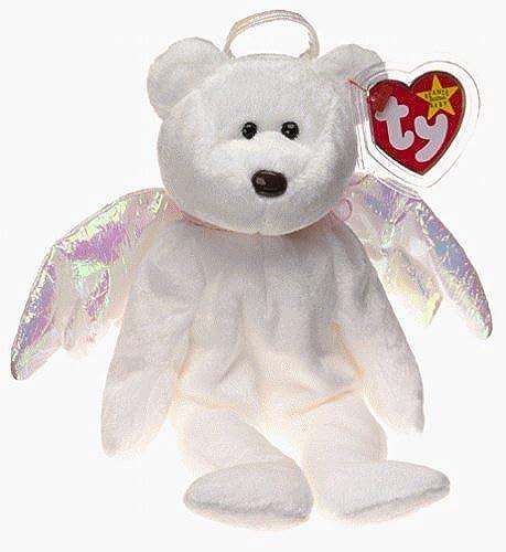 hasta 42% de descuento Ty Beanie Babies - Halo the the the Angel Bear by Beanie Babies - Teddy Bears  con 60% de descuento