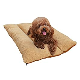 AcornPets B1 Extra Thicken Small Medium Large Extra Large XXL Dog Bed Pillow Puppy Cat Pet Fur Fleece