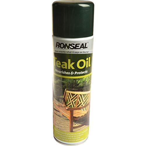 Ronseal TOAERO 500ml Teak Oil - Aero