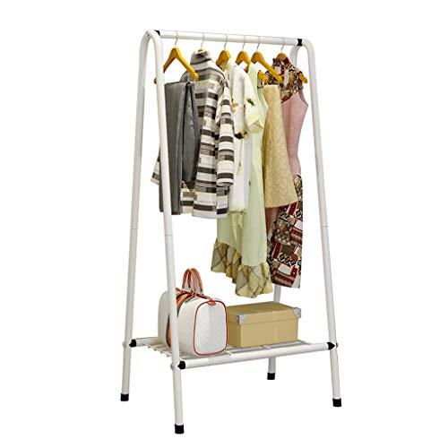 YIXIN2013SHOP Perchero de Pie Estilo Simple Percha extraíble Dormitorio de Moda Creativa Traje de Almacenamiento Sombrero Rack Perchero para Abrigos
