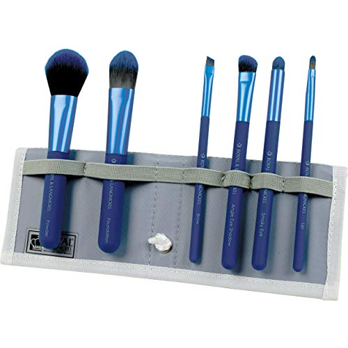 Moda Total Visage Set avec étui, bleu