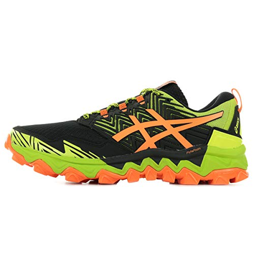 Asics Gel-Fujitrabuco 8, Running Shoe Hombre, Verde Lima, 42 EU
