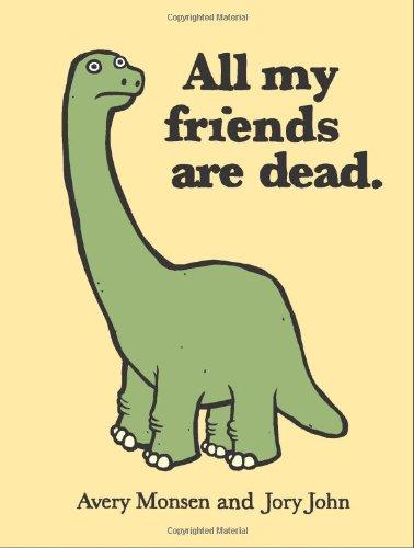 كل أصدقائي ميتون