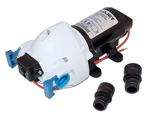 Flojet Automatische Pumpe 24V 11/LT MIN 2,9 GPM 1,7 bar
