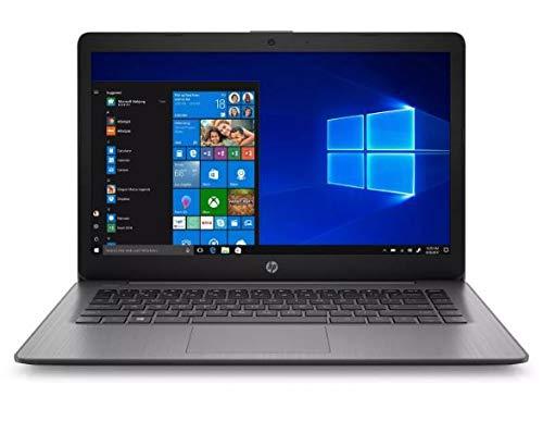 HP Stream 14inch Laptop, AMD A4-9120 Processor, 4GB DDR4 RAM, 32GB SSD, AMD Radeon R3 Graphics,...