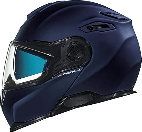 Nexx X.Vilitur Plain Helmet Casque Bleu mat XXXL